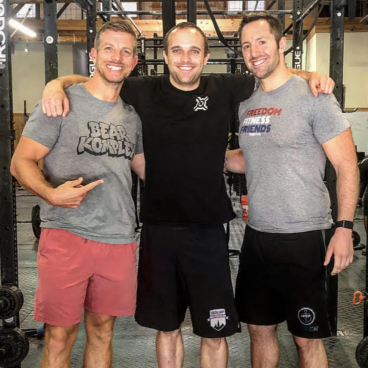 Jake Rhodes + Todd Nief + Jason Yule